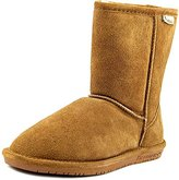 BearPaw Girls' EMMA YOUTH Warm Lined Half-Shaft Boots and Ankle Boots brown Size: