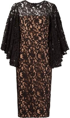 Martha Medeiros marescot lace Charlotte dress