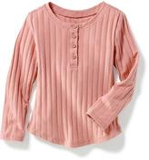 Old Navy Rib-Knit Henley for Toddler