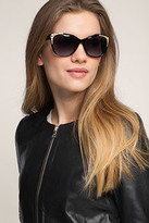 Esprit OUTLET cat eye sunglasses w studs