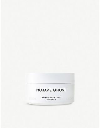 Byredo Mojave ghost body cream 200ml