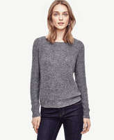 Ann Taylor Petite Sequin Sweater