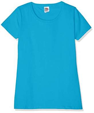 Fruit of the Loom Women's Valueweight T-Shirt 3 Pack,(Size:S/)