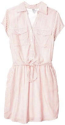 BB Dakota Shirt 'Em Say (Coral) Women's Dress