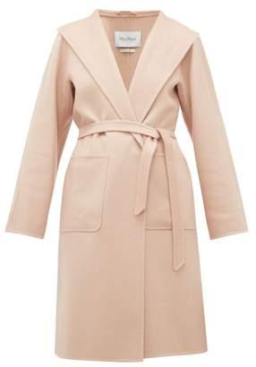 Max Mara Lilia Coat - Womens - Light Pink