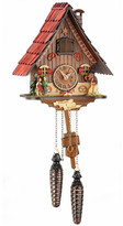 Hansel And Gretel House Quartz Cuckoo Clock