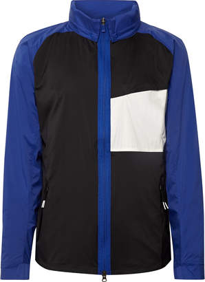 Nike Shield Colour-Block Nylon Golf Jacket