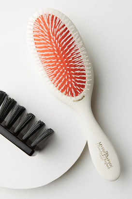 Mason Pearson Detangling Brush By in White
