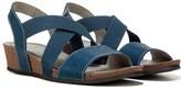 White Mountain Women's Carlisa Wedge Footbed Sandal