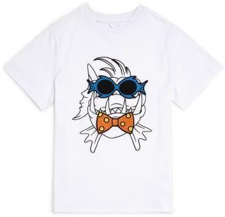 Stella McCartney Angry Fish T-Shirt