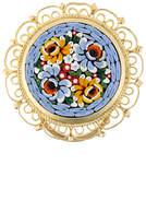 DSQUARED2 floral pendant