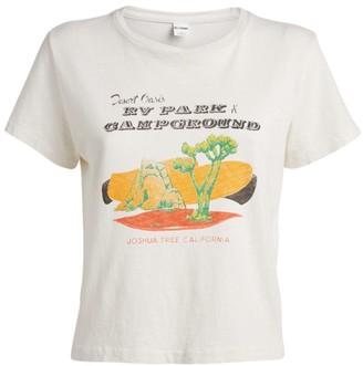 RE/DONE Desert Oasis T-Shirt