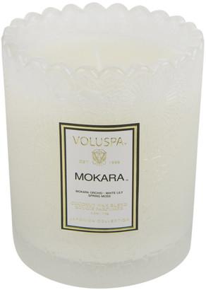 Voluspa Scalloped-Edge Candle & Diffuser Gift Set - Mokara
