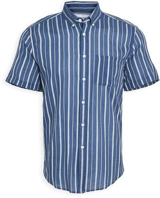 Portuguese Flannel Jimmy Short Sleeve Button Down Shirt