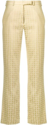 Etro Printed Tailored Trousers