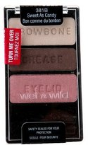 Wet n Wild Color Icon Collection Eye Shadow Trio, B Sweet As Candy - 0.12 Oz, Pack of 3 by WET and WILD COSMETICS