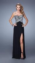 La Femme Prom Dress 21290