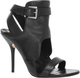 Max Studio Palor - Leather Ankle Wrap Sandals