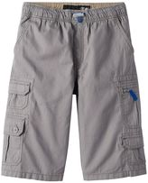 Plugg Boys 8-20 Panther Micro-Rip Cargo Shorts
