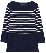 Crew Clothing Stripe Milano Jumper