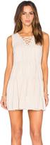 Toby Heart Ginger Molly Peasant Dress