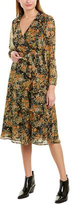 Knot Sisters Allison Midi Dress