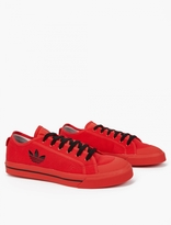 Adidas By Raf Simons Red Spirit Low Sneakers