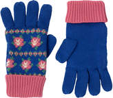 Cath Kidston Knitted Fairisle Gloves