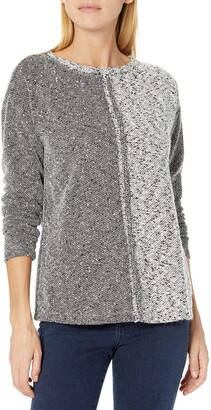 Nic+Zoe Women's Speckled Horizon Top