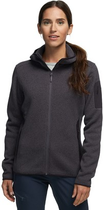 Arc'teryx Covert Hooded Fleece Jacket - Women's