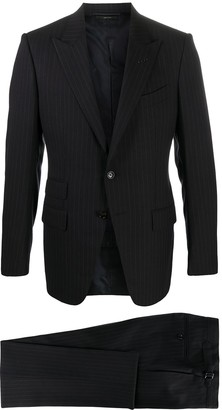 Tom Ford Two-Piece Pinstripe Suit