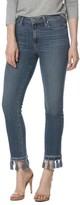 Paige Women's Page Jacqueline High Waist Ankle Straight Leg Jeans