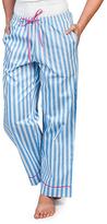 Malabar Bay Cornflower Fine Lines Pajama Pants