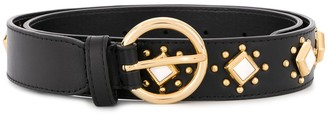 Sandro Paris Talia studded belt