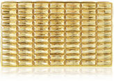 Judith Leiber Couture Duchesse Faceted Evening Box Clutch Bag