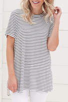 Mud Pie Tucker Jersey Tunic
