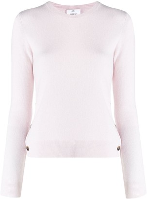 Allude Slim-Fit Cashmere Sweater