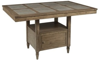 Ophelia & Co. Carley Counter Pub Table