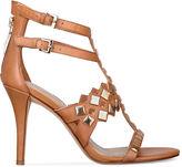 GUESS Women's Shoes, Lala Dress Sandals