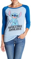 Freeze Stitch Graphic Tee