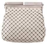 Bottega Veneta Chainmail Frame Clutch