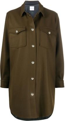 Roseanna Oversized Button-Down Shirt