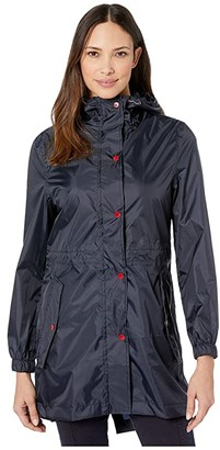 Joules Golightly Solid (Marine Navy) Women's Clothing