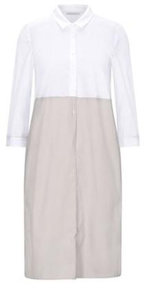 HUBERT GASSER Knee-length dress