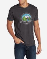 Eddie Bauer Men's Graphic T-Shirt - Mount Rainier Outfitters