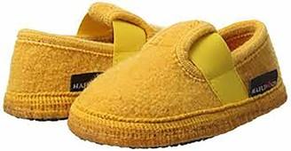 Haflinger Unisex Adults Joschi Open Back Slippers