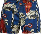 Gucci Bengal-print swim shorts