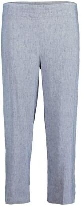 Avenue Montaigne Alex Wide Leg Cropped Pant