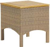 Oxford Garden Tristan Wicker Side Table