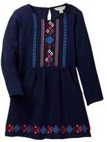Lucky Brand Marlow Embroidered Dress (Little Girls)